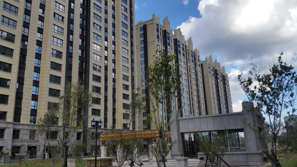 吉林省榆林市和泰府小区